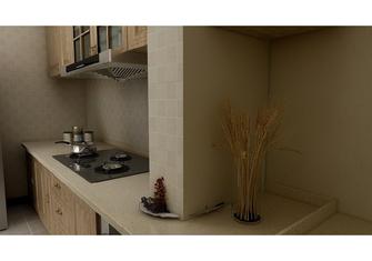 110平米三室一厅地中海风格厨房图片