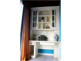 富裕型90平米三室一厅新古典风格梳妆台图