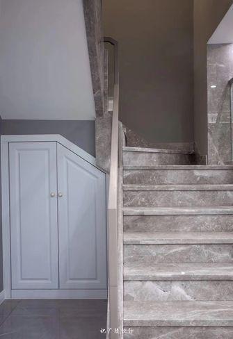 140平米复式其他风格楼梯间装修案例