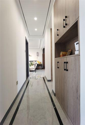 120平米三室两厅中式风格走廊装修案例