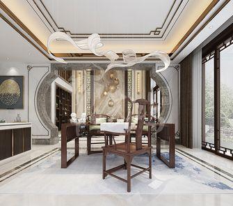 140平米四室四厅中式风格其他区域图片大全