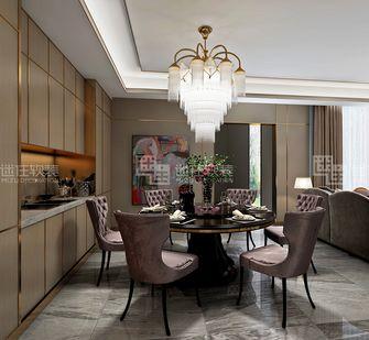 140平米别墅新古典风格餐厅欣赏图