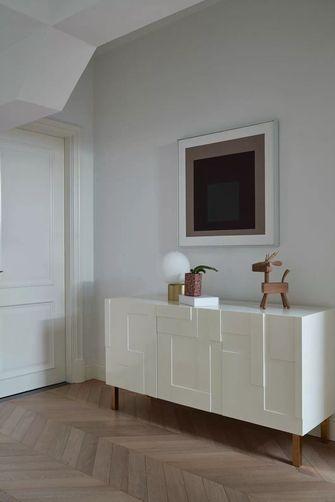 140平米三室三厅现代简约风格玄关效果图