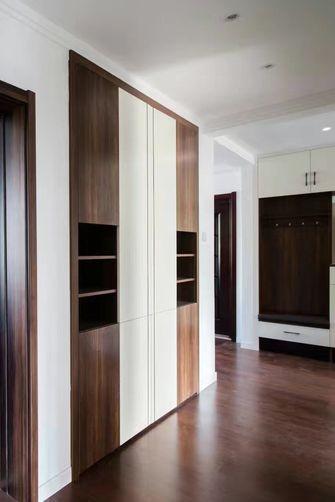 110平米三室两厅新古典风格玄关效果图