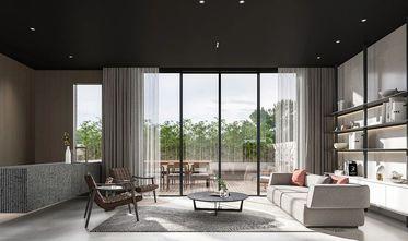 140平米四室两厅法式风格客厅图片