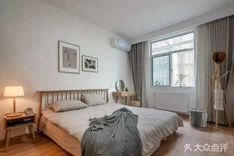 60平米三室一厅日式风格卧室装修案例