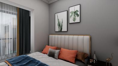 100平米三室五厅北欧风格卧室装修图片大全