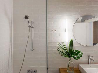 130平米四室一厅日式风格卫生间图片