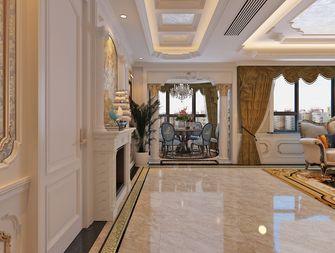 140平米四室三厅欧式风格走廊欣赏图