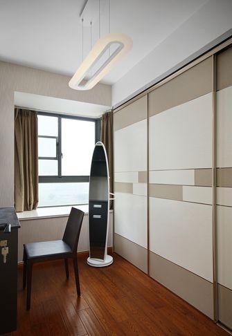 豪华型140平米四室两厅现代简约风格衣帽间装修案例