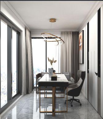 140平米四室两厅法式风格书房欣赏图