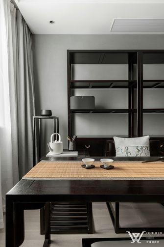 140平米三室两厅现代简约风格阳光房图