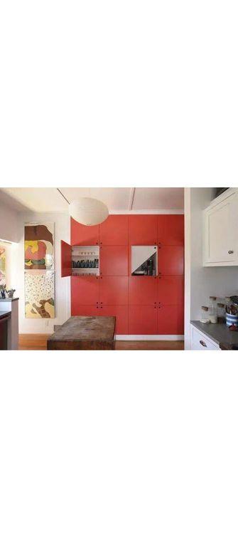 140平米三室一厅东南亚风格厨房设计图