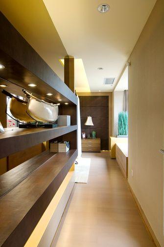 15-20万130平米三室两厅田园风格衣帽间装修效果图