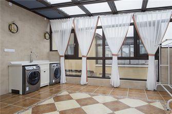 140平米别墅美式风格阳台设计图