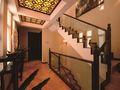 100平米东南亚风格走廊图片