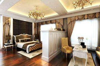 100平米三室三厅美式风格卧室效果图