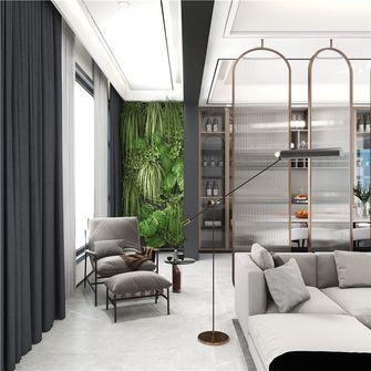 140平米四室两厅混搭风格阳台欣赏图