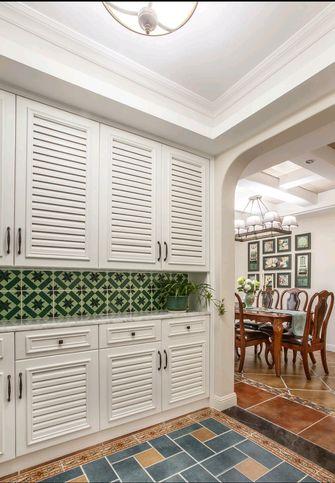 10-15万140平米三室两厅新古典风格储藏室设计图
