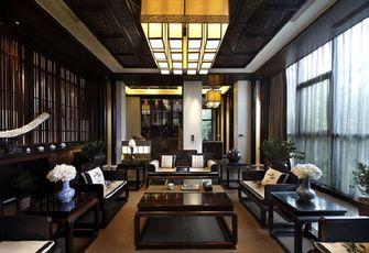 140平米复式宜家风格客厅图片大全