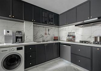 50平米混搭风格厨房装修效果图