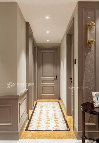 140平米三室两厅美式风格走廊图