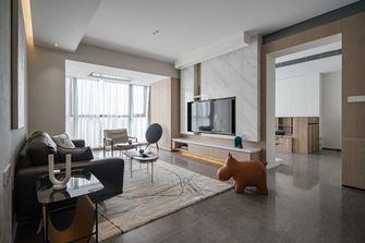 140平米四混搭风格客厅设计图