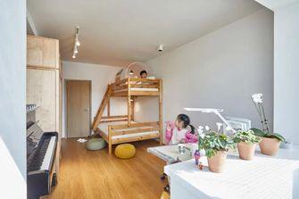 60平米三室一厅其他风格儿童房图