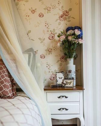 30平米以下超小户型田园风格卧室装修案例