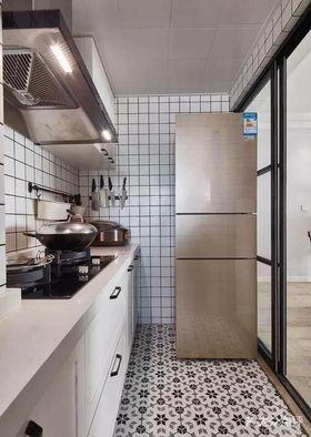 80平米北歐風格廚房裝修案例