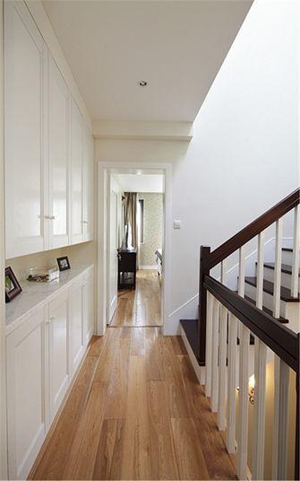 140平米别墅美式风格楼梯图片大全