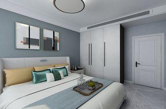 120平米现代简约风格卧室图