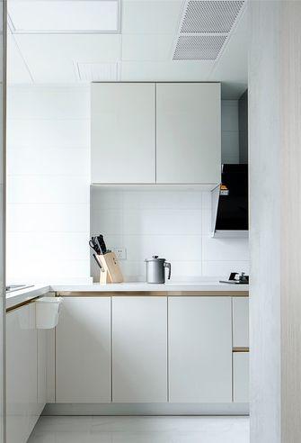 130平米四室两厅欧式风格厨房装修案例