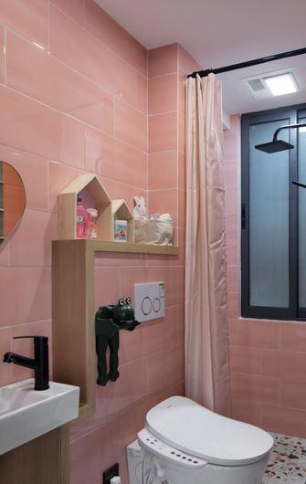 60平米公寓宜家风格卫生间图片大全
