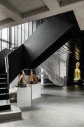 140平米其他风格楼梯间欣赏图