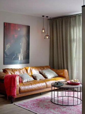 30平米小户型地中海风格客厅图片大全