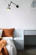 70平米三北欧风格阳光房装修案例