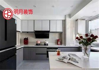 90平米一室两厅混搭风格厨房图