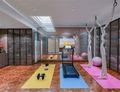 140平米四中式风格健身室装修案例