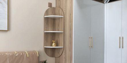90平米三室一厅宜家风格卫生间装修图片大全
