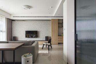 120平米三室一厅混搭风格玄关装修案例