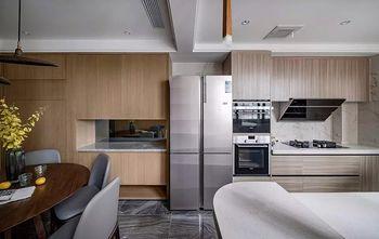 120平米三室两厅日式风格餐厅欣赏图