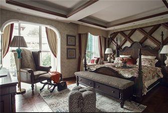 140平米别墅田园风格客厅装修案例