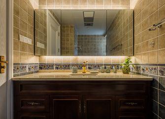 140平米四室三厅美式风格卫生间装修案例