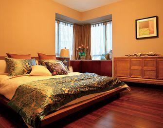40平米小户型东南亚风格卧室欣赏图