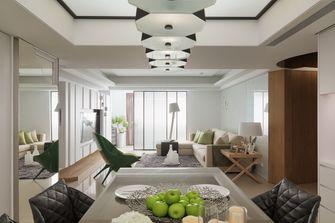 100平米三室三厅中式风格客厅欣赏图