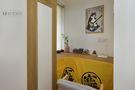 50平米一室一厅日式风格衣帽间设计图