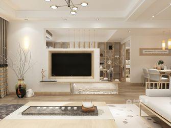 140平米复式日式风格客厅设计图