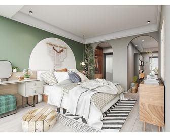 经济型80平米美式风格卧室图片大全