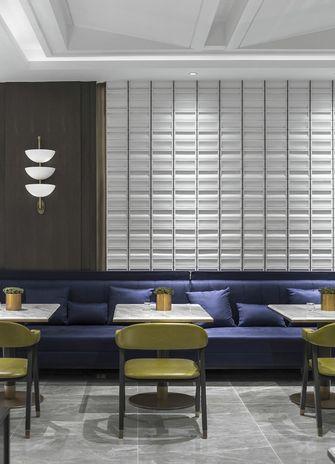 140平米混搭风格餐厅图片
